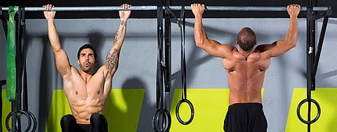 <h3>Cross Training</h3>