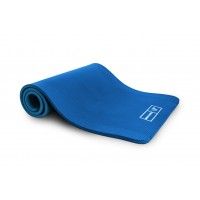 Bodyworx    4ASL029BLU Blue Exercise Mat with Strap