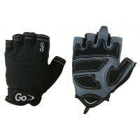 GoFit GF-CT-LG Men's Cross Training Glove (Black/Large)