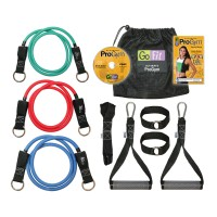 GoFit GF-PGYM-DVD Ultimate Pro Gym