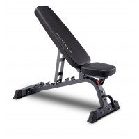 Bodycraft CF601G - FID Bench with Handle and Wheels