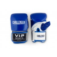 VIPBMMBW Bag Mitt (Blue/White - Medium)