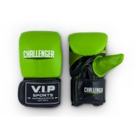 VIPBMLGB Bag Mitt (Green/Black - Large)