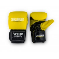 VIPBMMYB Bag Mitt (Yellow/Black - Medium)