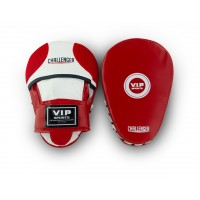 VIPFPLRW Focus Pad (Red/White - Large)