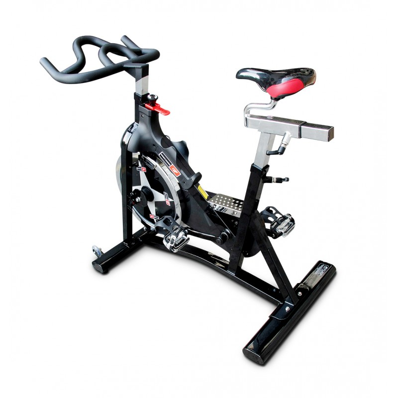 how to fix tension handle on spin bike