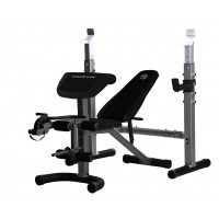 Gold's Gym GG-GBO300 - Bench & Rack Combo