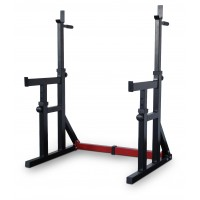 Bodyworx L415SR Adjustable Squat Rack / Dip Stand
