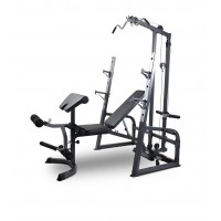 Bodyworx LX1000PR Power Rack Combo with FID Bench