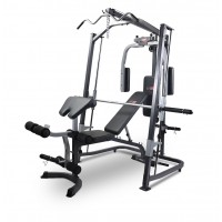 Bodyworx LX3100SM Basic Smith Cage Combo with FID Bench