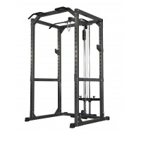 Bodyworx LU475PC Half Cage with Adjustable Pulley