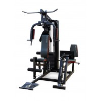 Bodyworx LBX900LP 215LB Home Gym with Leg Press