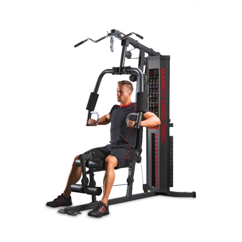 Marcy MWM990 Home Gym - GPI Sport & Fitness