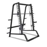 Bodyworx L680C Deluxe Linear Bearing Smith Machine