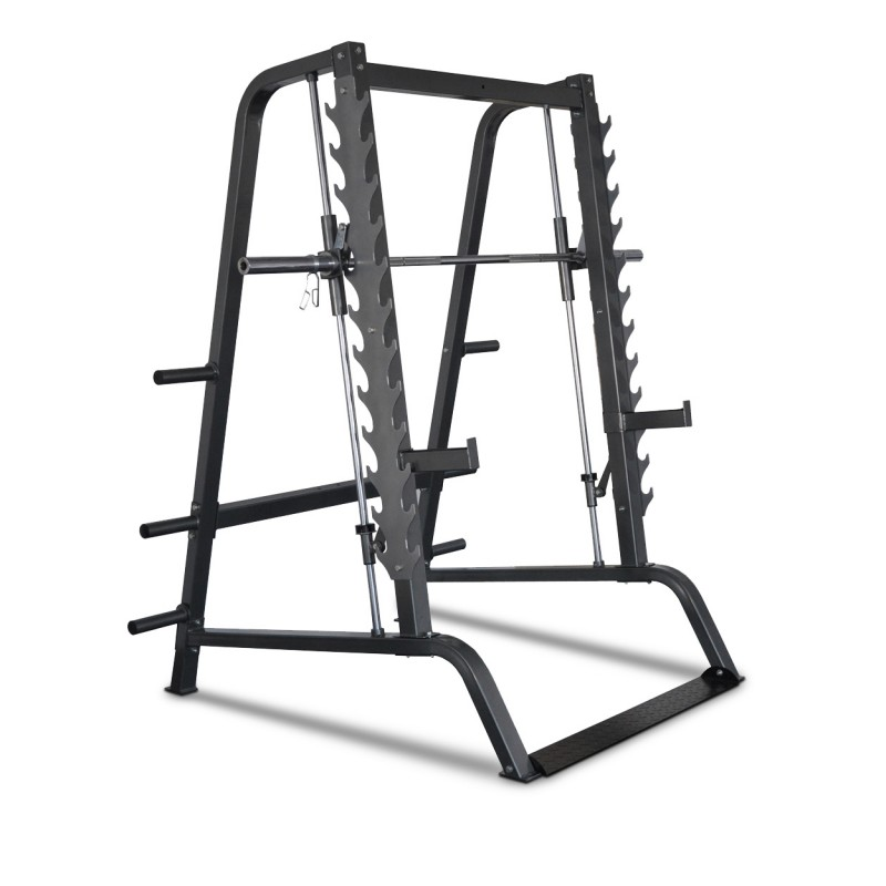 Bodyworx L680c Deluxe Linear Bearing Smith Machine Gpi