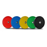 Bodyworx Coloured Bumper Plates