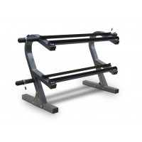 Bodyworx  7390DBR Dumbbell Rack (2 Tier)